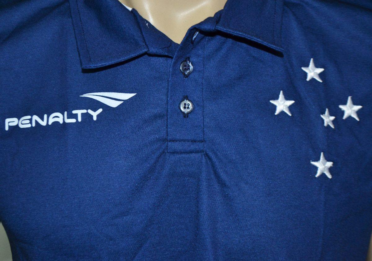 2b2467d4c5ce2 camisa polo penalty cruzeiro 2015 original nova no plástico. Carregando zoom .