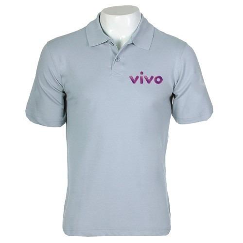 8485e43f5 Camisa Polo Personalizada - R  25