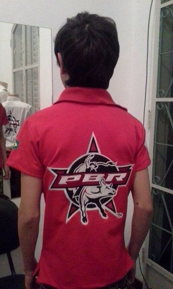 camisa polo personalizada bordada country sertanejo comitiva. Carregando  zoom. c8307c23aa0