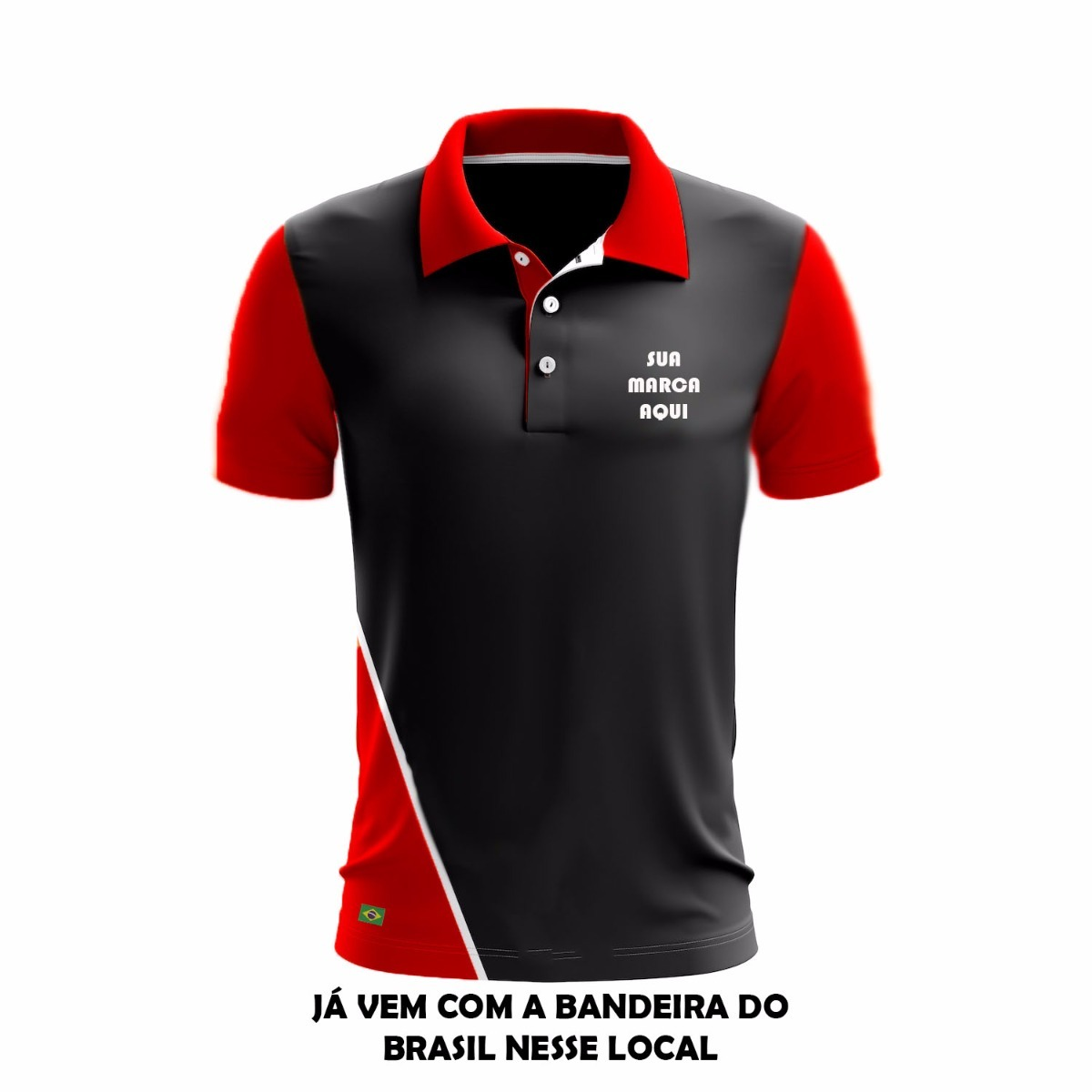 b75ec85d10 camisa polo personalizada uniforme - kit 4 unid. Carregando zoom.