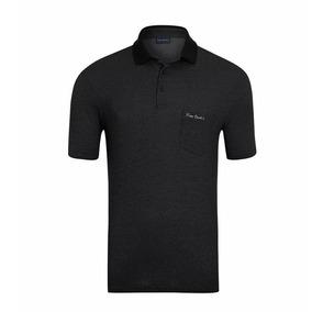 0cdb000192 Camisa Polo Masculina Pierre Cardin - Calçados