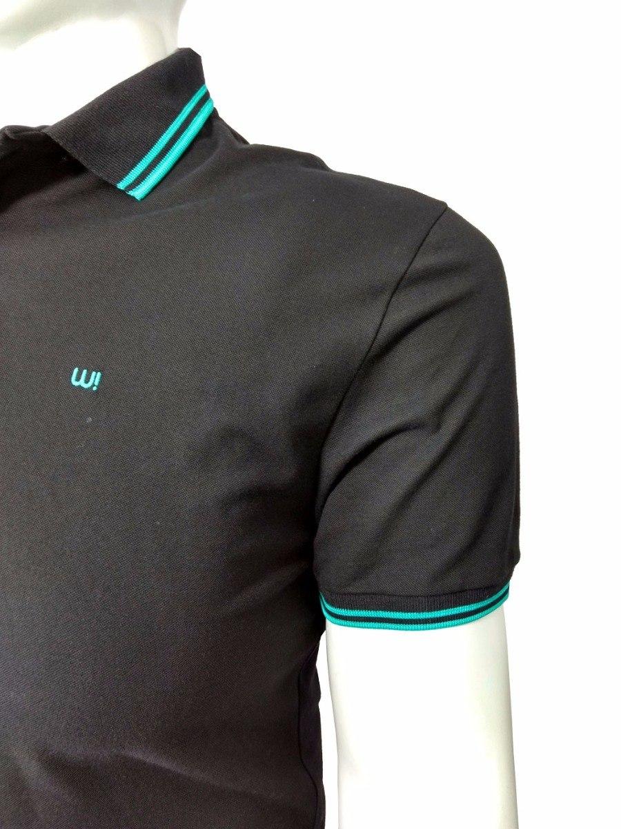 5c537a4b05 camisa polo plus size masculina malwee preta tamanho grande. Carregando  zoom.