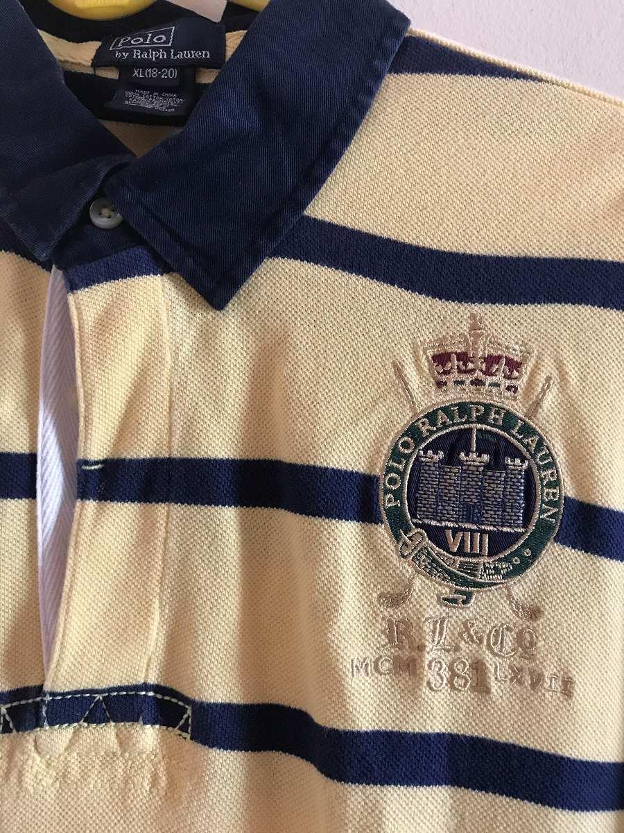 camisa polo - polo ralph lauren listrada - tam p - original. Carregando zoom . 0184109ea5d