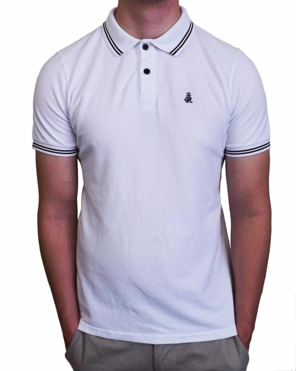 9bdd1a6d9 Camisa Polo Preta