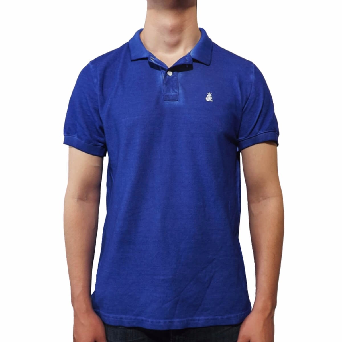 Camisa Polo Preta 2208f7cfe1d42