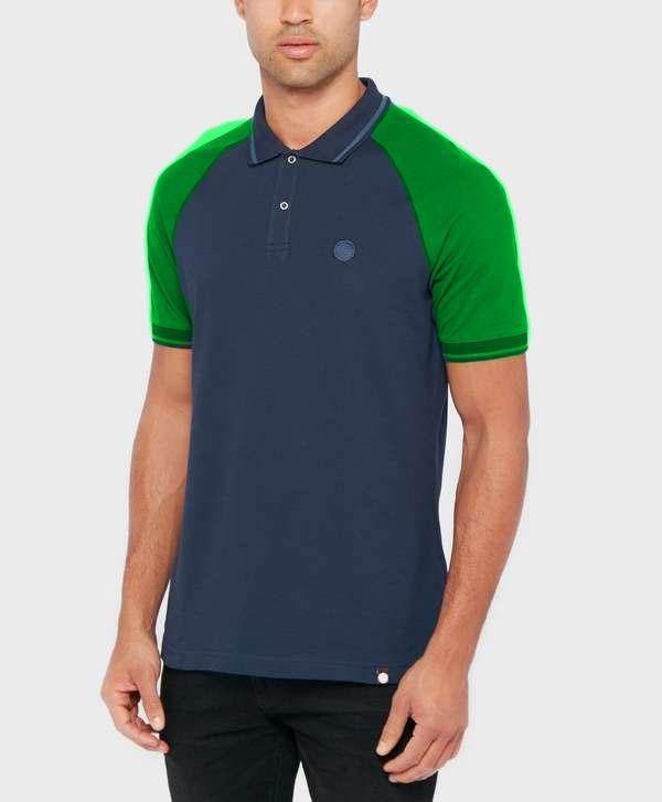 619ec386e Camisa Polo Raglan Para Sublimação - R  15