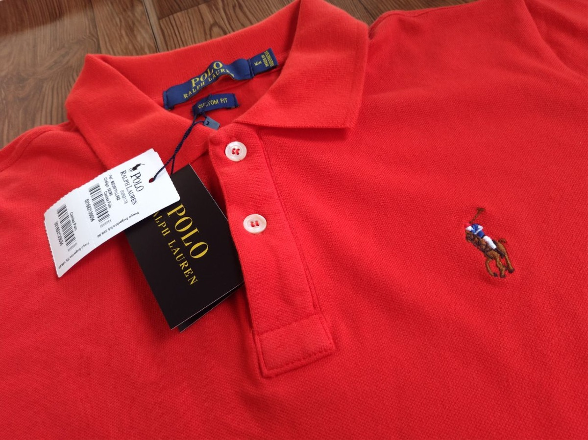 camisa polo ralph azul laranja branco bordo preta 3 peças. Carregando zoom. 611d584814532