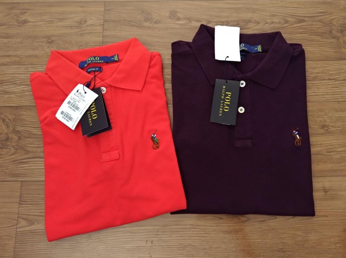 camisa polo ralph importada peruana masculina. Carregando zoom. b5882dc3935ac
