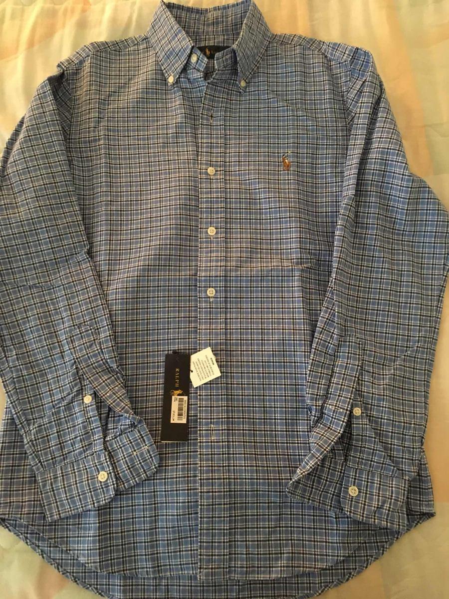 Camisa Polo Ralph Lauren -   1.900,00 en Mercado Libre 728858b4d89