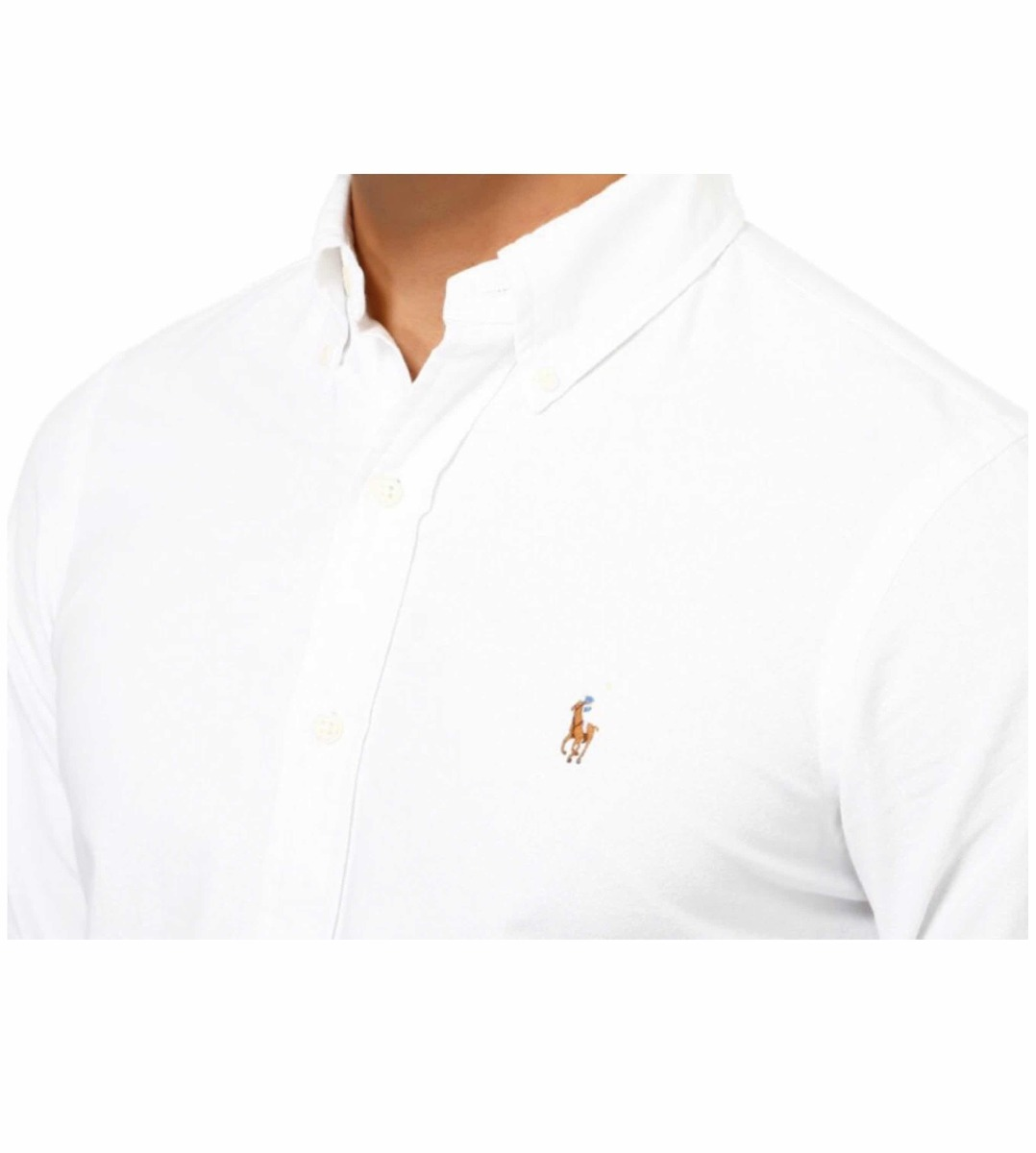 camisa polo ralph lauren. Cargando zoom. f8d687ffd304e