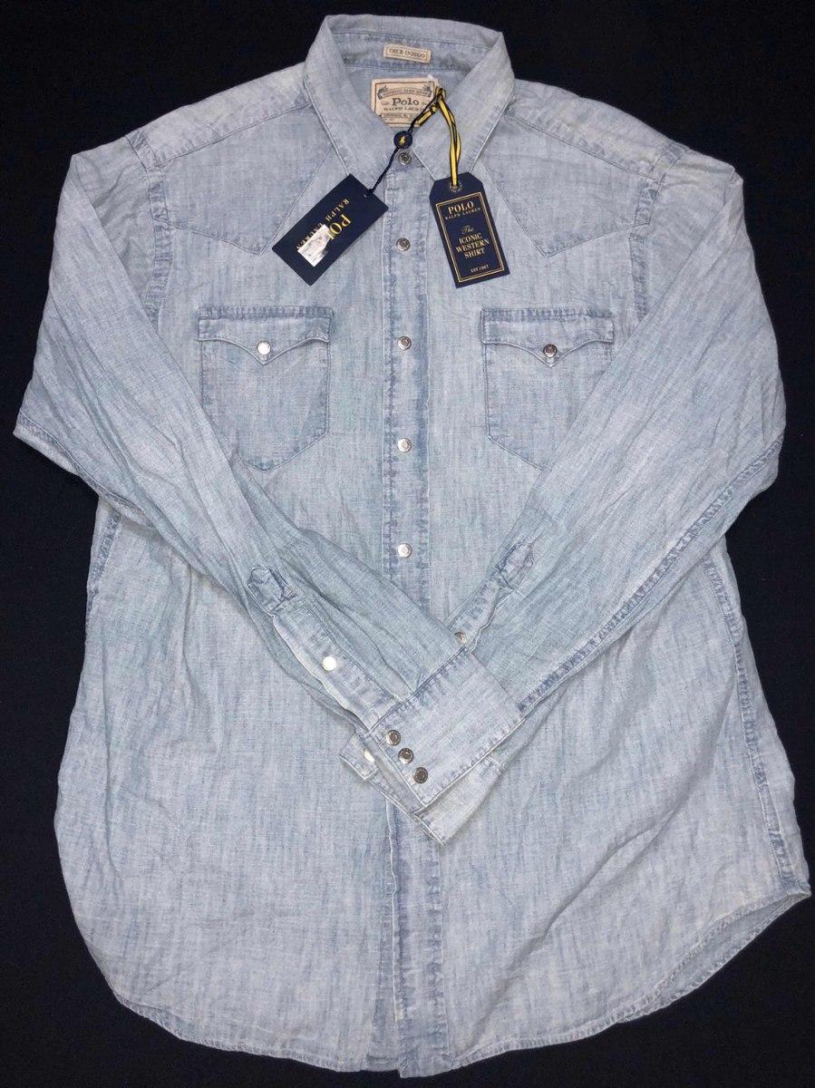 Camisa Polo Ralph Lauren De Hombre Original -   949.00 en Mercado Libre cf068c3fc7b