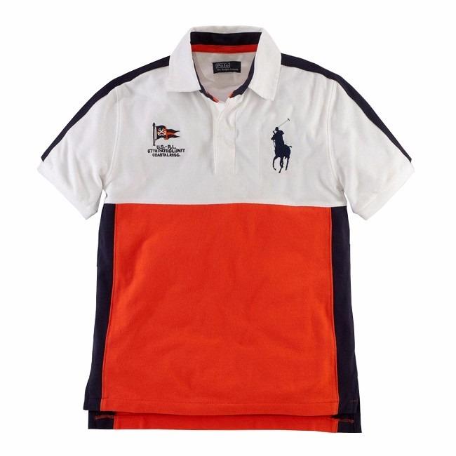e5aefe36bf Camisa Polo Ralph Lauren Feminina - Original - Tam: M - P8 - R$ 199,90 em  Mercado Livre