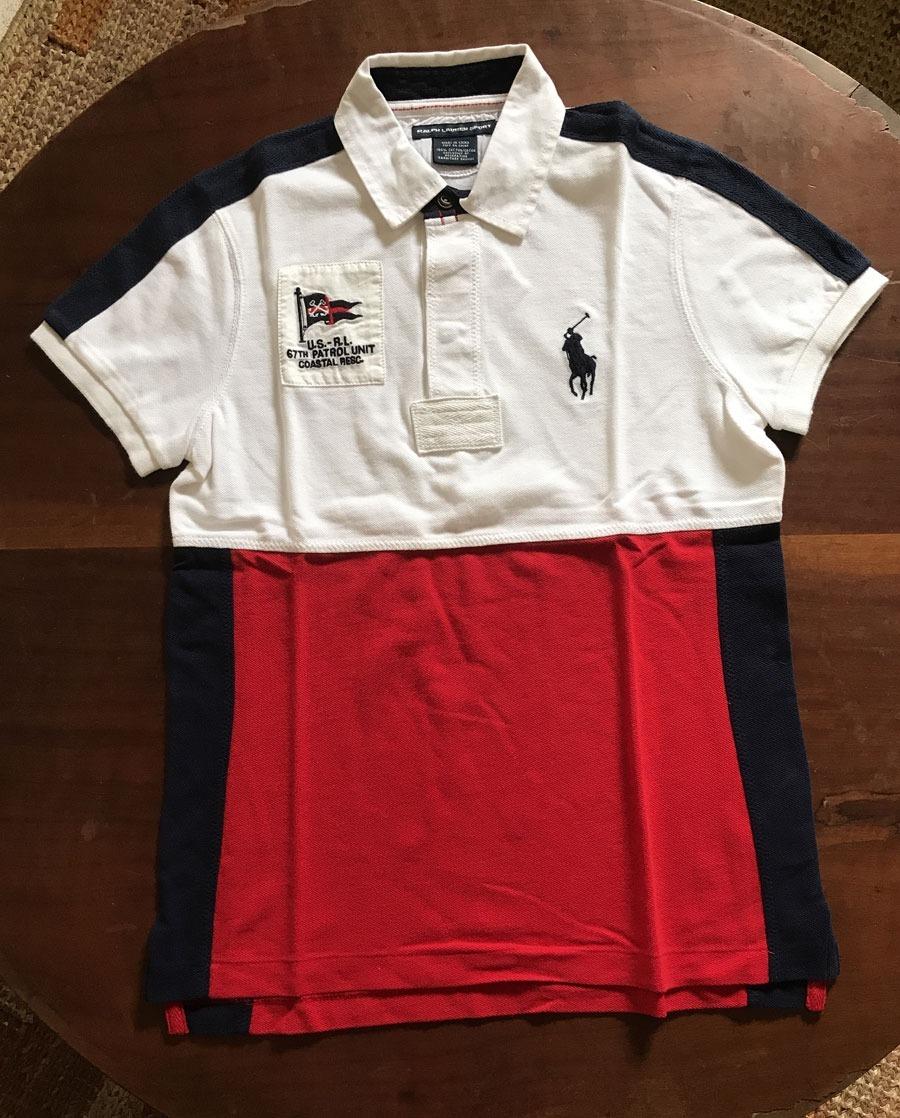 da2508206e Camisa Polo Ralph Lauren Feminina - Original - Tam: M - P8 - R$ 199 ...