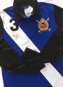 57a28d2173b Camisa Polo Ralph Lauren Feminina Tam L Original Promoção