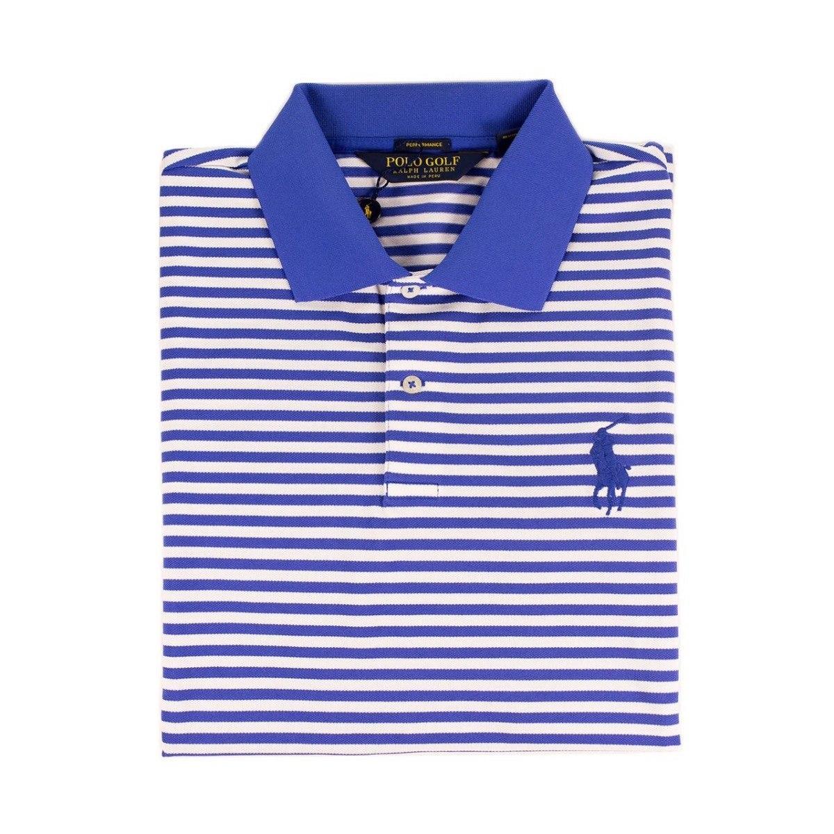 ece6de1aec54e Camisa Polo Ralph Lauren Golf Importada Usa - R  180