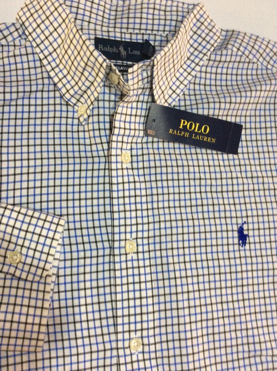 ac3e34d7b1 Camisa Polo Ralph Lauren Hombre Excelente Original -   750.00 en ...
