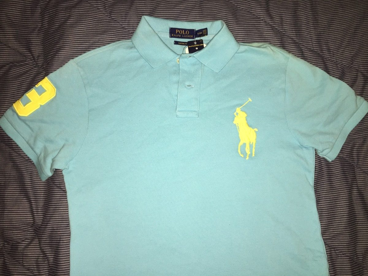 bd3c59f27b camisa polo ralph lauren hombre original. Cargando zoom.