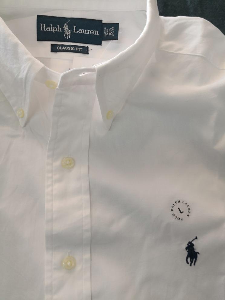 2899f45f42 Camisa Polo Ralph Lauren Hombre Original No Lacoste