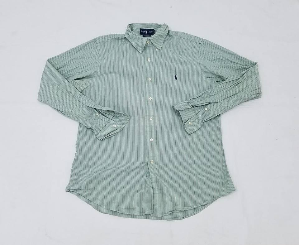 camisa polo ralph lauren, hombre, rayas, verde, azul y rojo. Cargando zoom. 2671fb28d9b