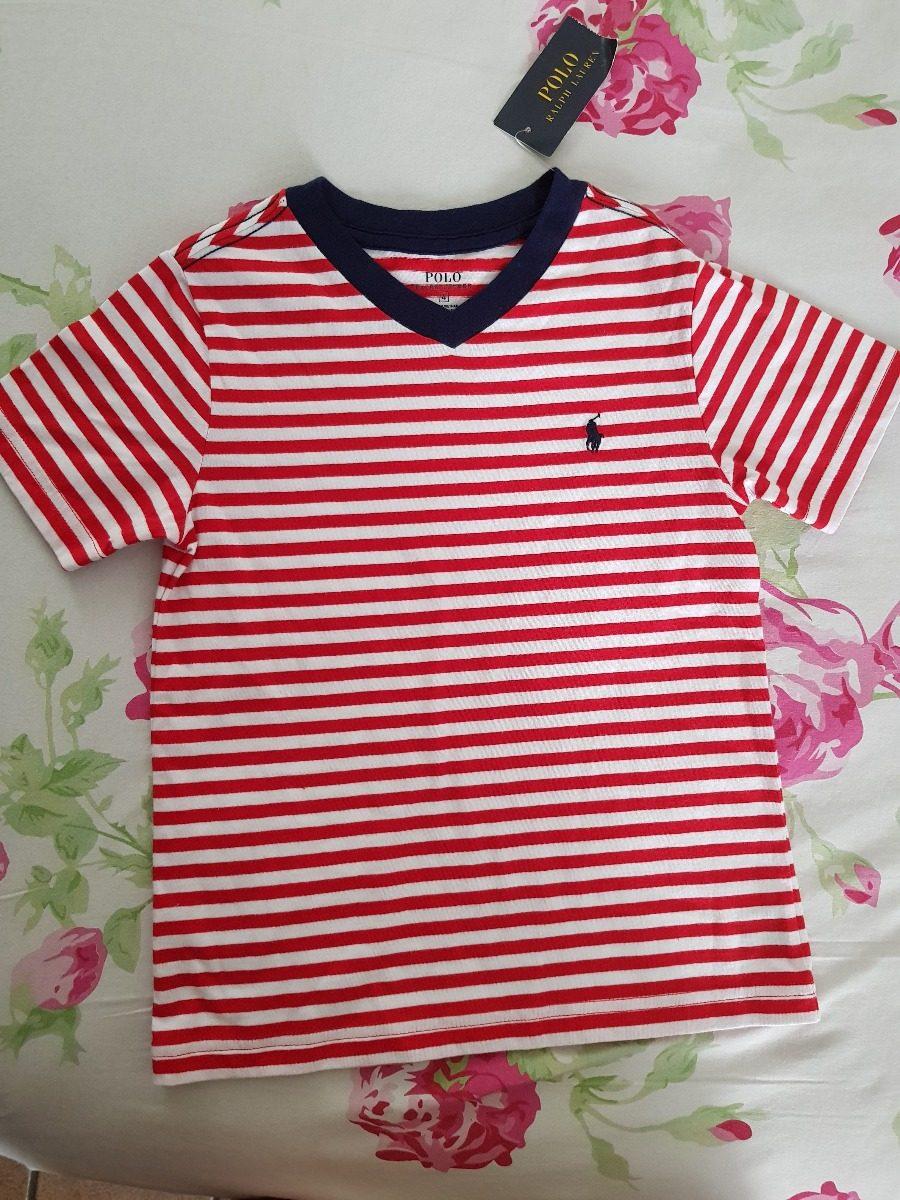 camisa polo ralph lauren - infantil nº 4 e 100% original. Carregando zoom. 9a1166708fb