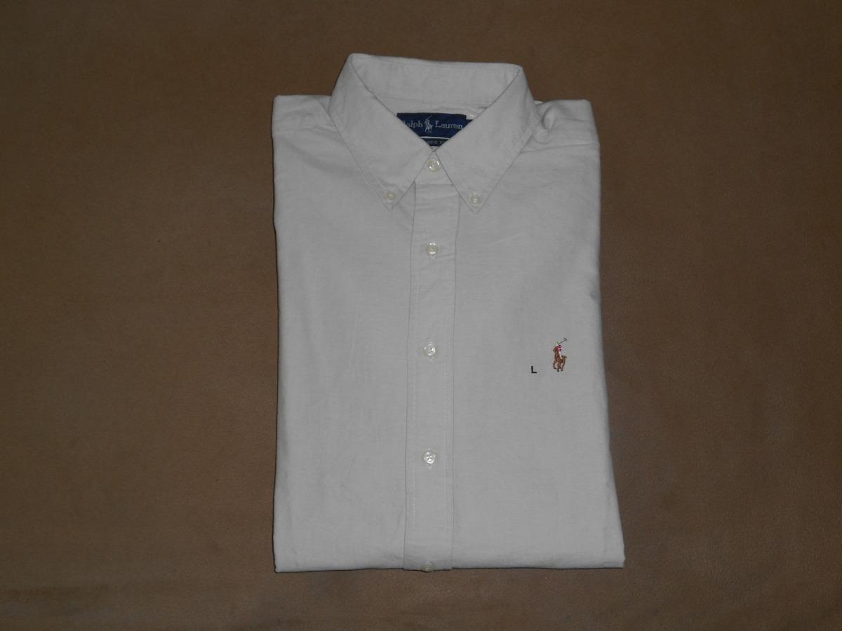 c5f6eaed1b Camisa Polo Ralph Lauren L Logo A Color - $ 450.00 en Mercado Libre