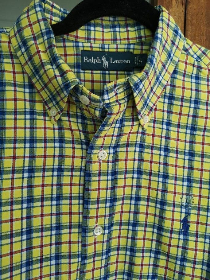 Camisa Polo Ralph Lauren L (no Nautica e42ed027d58