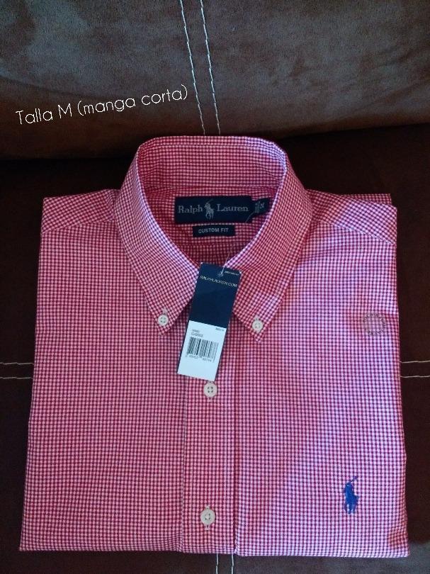 Camisa Polo Ralph Lauren (manga Corta) -   550.00 en Mercado Libre a572232ae6fe7