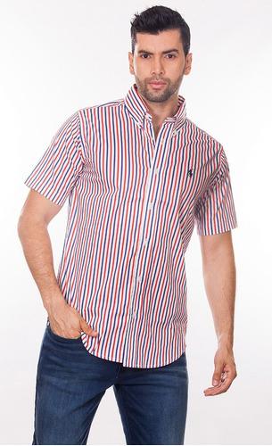 camisa polo ralph lauren manga corta classic fit