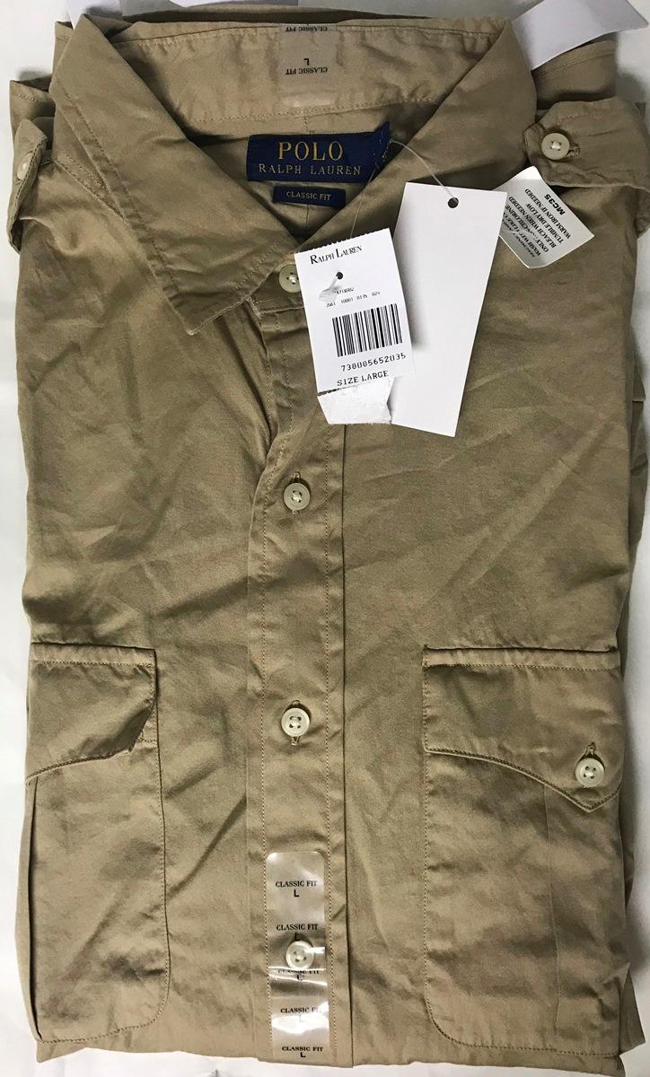 camisa polo ralph lauren manga larga 100% original talla m l. Cargando zoom. 9f20d4eb6e625