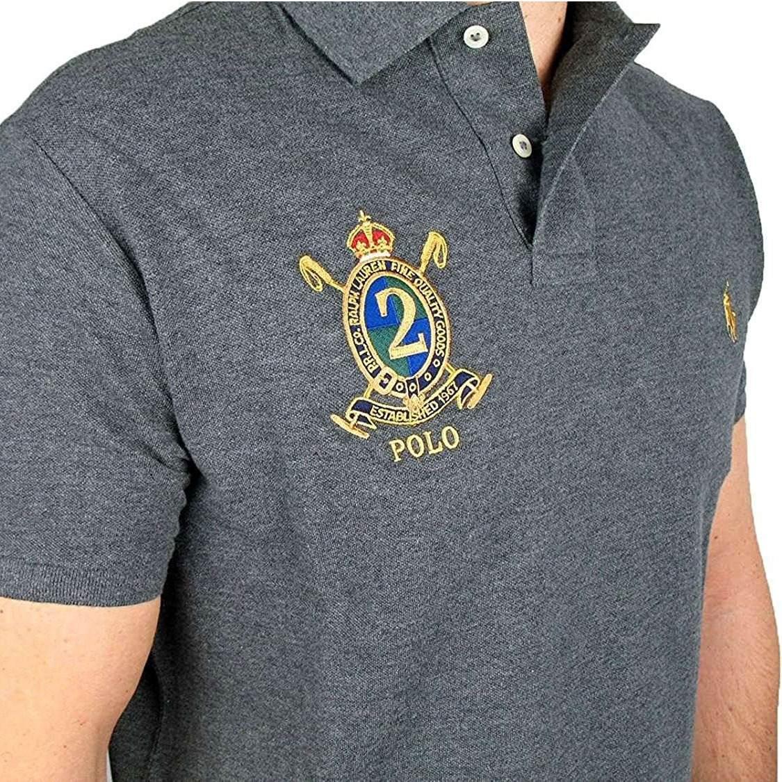 fad29942bc camisa polo ralph lauren masculina 100% original - p3. Carregando zoom.