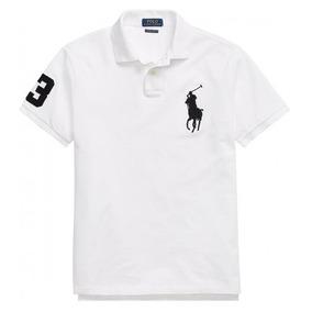 4074439284 Camisa Polo Ralph Lauren - Pólos Manga Curta Masculinas no Mercado Livre  Brasil