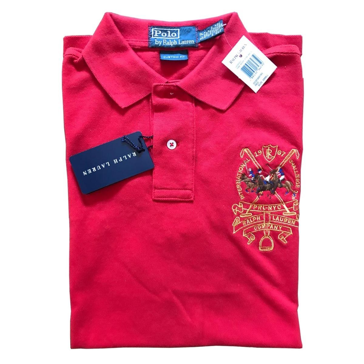e89283407 camisa polo ralph lauren masculina 100% original - tam  p p7. Carregando  zoom.