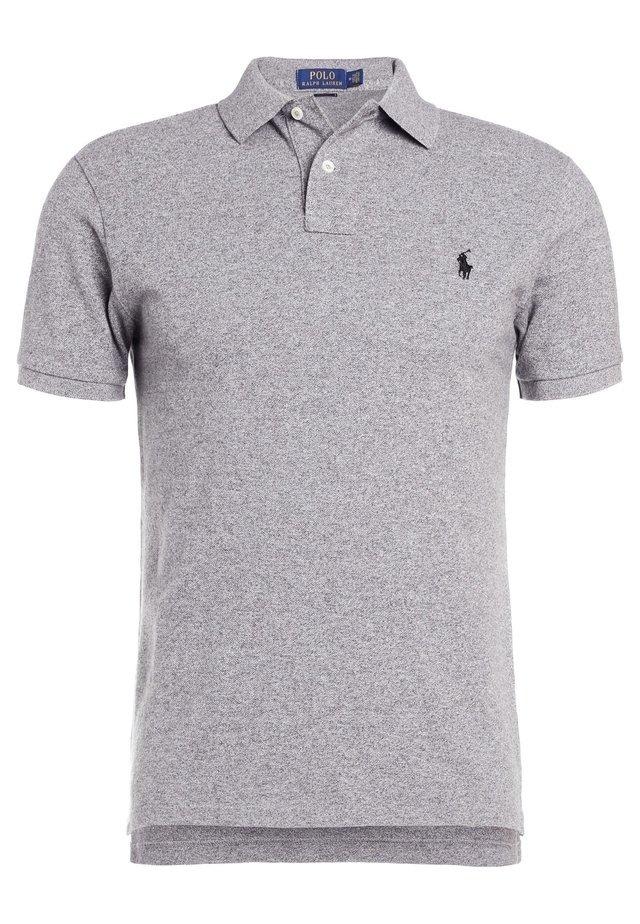 7a46ba702f9df camisa polo ralph lauren masculina original cinza. Carregando zoom.