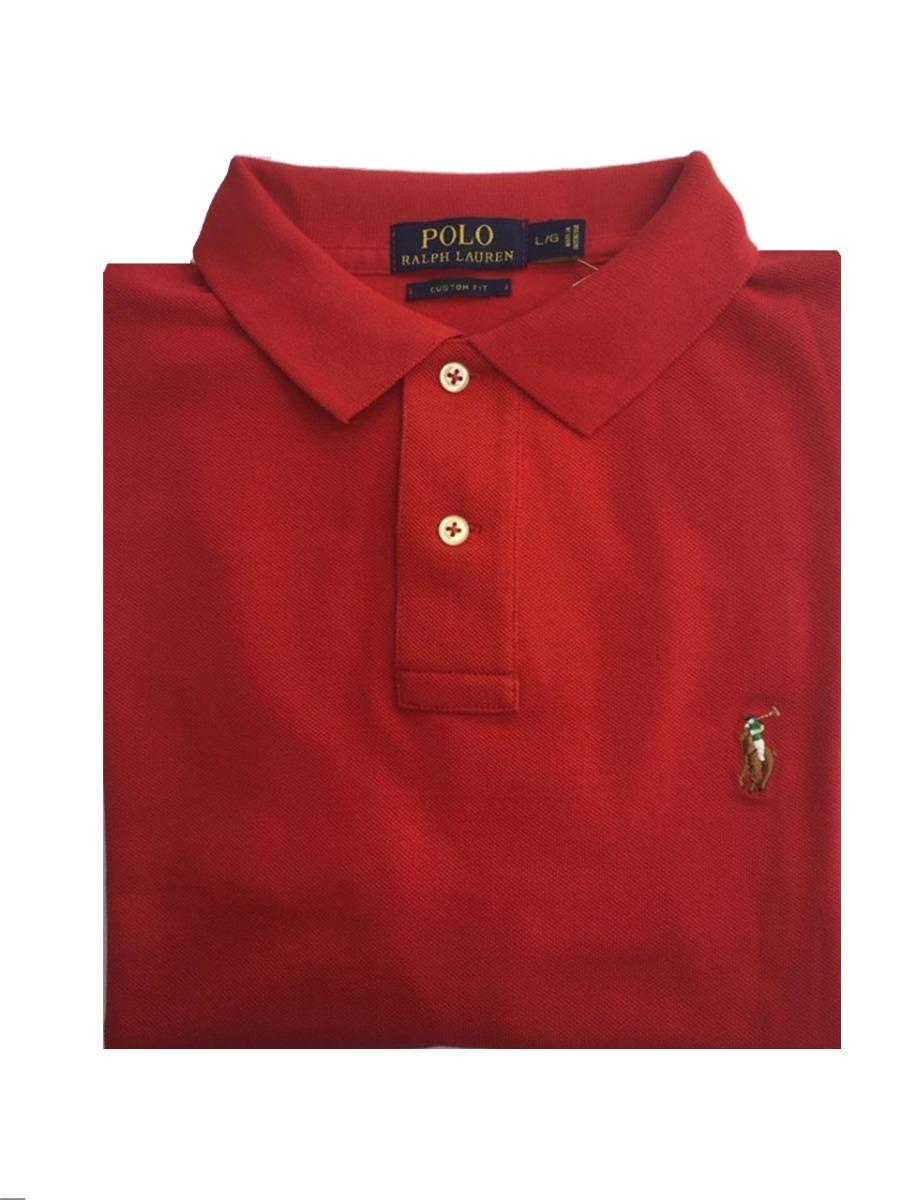 5e8443baad camisa polo ralph lauren masculina original vermelha multi. Carregando zoom.