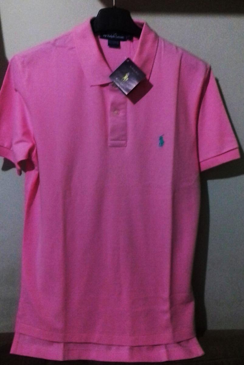 camisa polo ralph lauren masculina rosa tm m nova. Carregando zoom. c9d700cbf8e
