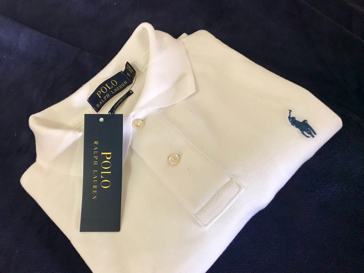 camisa polo ralph lauren - original. Carregando zoom. 9536cb4f0d4