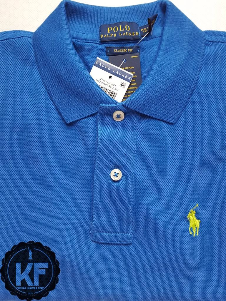 camisa polo ralph lauren original - feminina. Carregando zoom. f9fd04f6a82