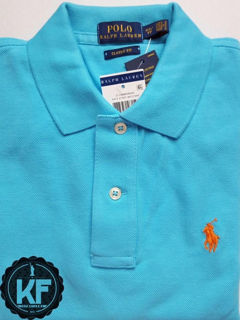 camisa polo ralph lauren original - feminina. Carregando zoom. ac5a382e7d2b8