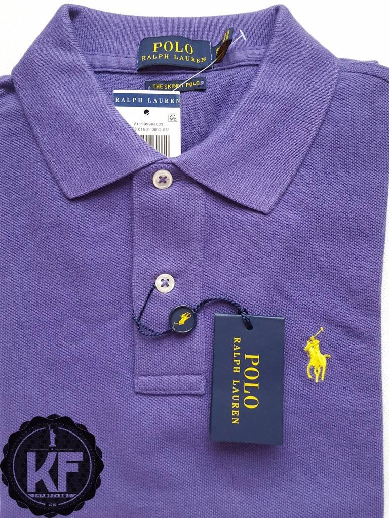 Original Feminina Polo Lauren Ralph Camisa b7yfv6Yg