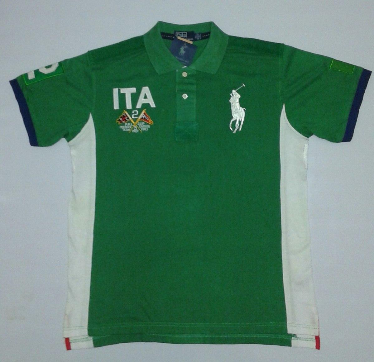 camisa polo ralph lauren paises itália austrália dubai. Carregando zoom. 345ad1d311a50