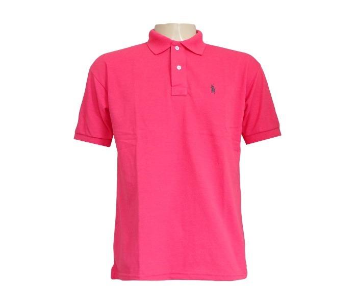 Camisa Polo Ralph Lauren Rosa - R  110 0ae41a47c5d