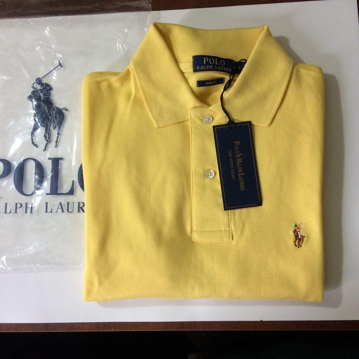 4424611241 camisa polo ralph lauren slim fit cavalo colorido. Carregando zoom.