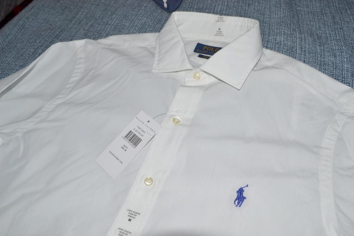 c784dcb4b0ee5 camisa polo ralph lauren slim fit m nueva. Cargando zoom.