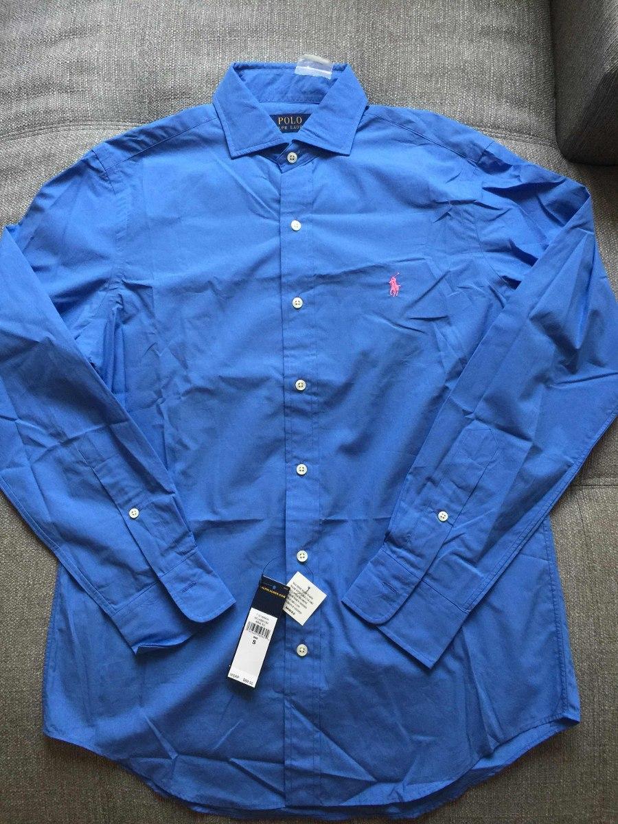 Camisa Polo Ralph Lauren Talla S Azul Rey - S  220,00 en Mercado Libre 3f539e174c8