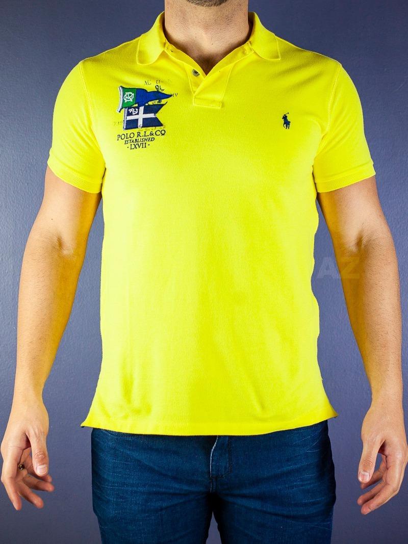 camisa polo ralph lauren - tam  m ( 01 ). Carregando zoom. b159d702d88