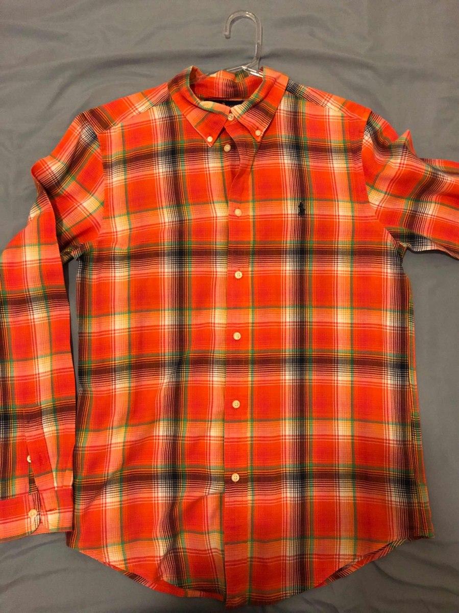 Camisa Polo Ralph Lauren 0f3c1f3e668