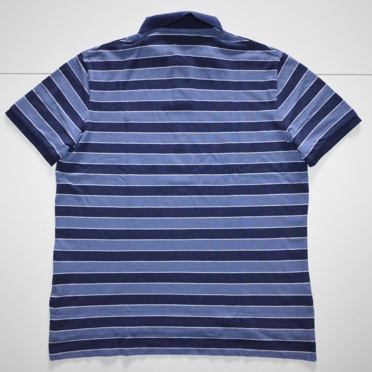 3c0f35ccd2886 Camisa Polo Ralph Lauren Tamanho G   L Original Custom Fit - R  195 ...