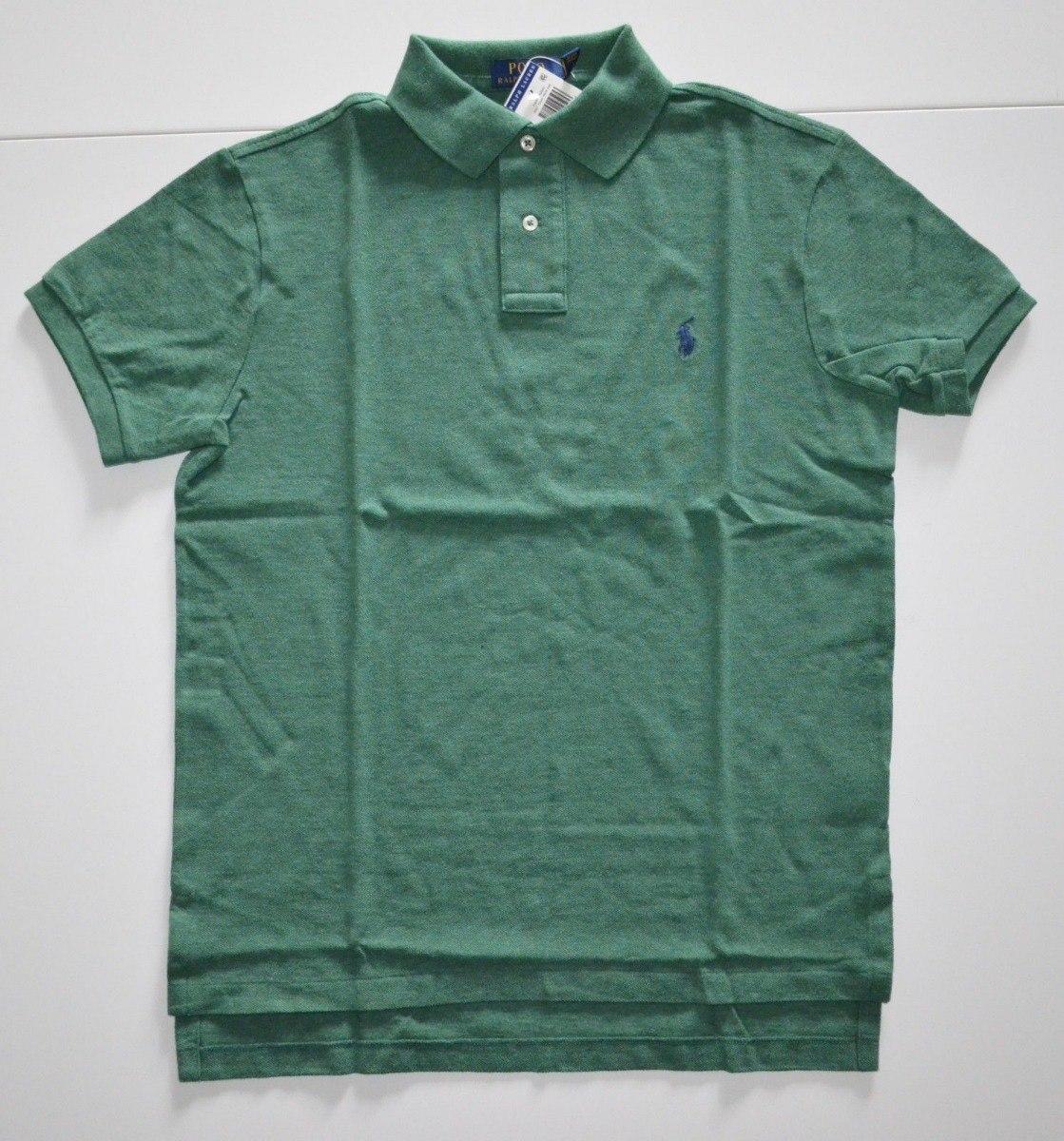 camisa polo ralph lauren tamanho m nova original custom fit. Carregando zoom . ea01569901b