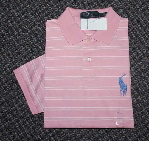 camisa polo ralph lauren tamanho m original big pony malha