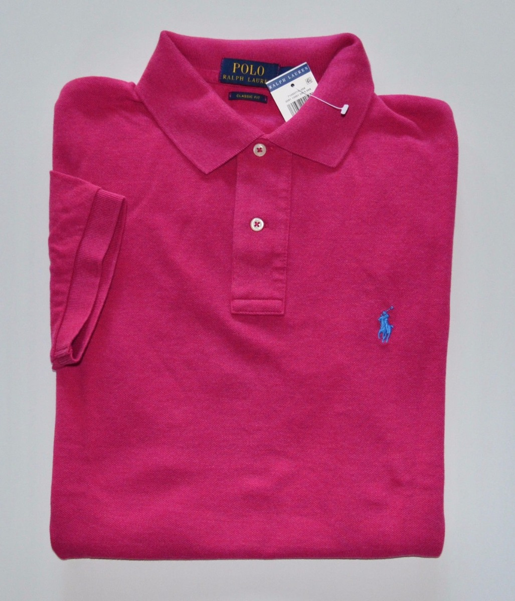 e1597c94f2f7f Camisa Polo Ralph Lauren Tamanho P   S Original Custom Fit - R  199 ...